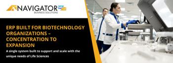 ERP for Biotechnology