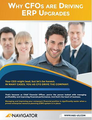 Why CFOs are Driving ERP Upgrades PDF