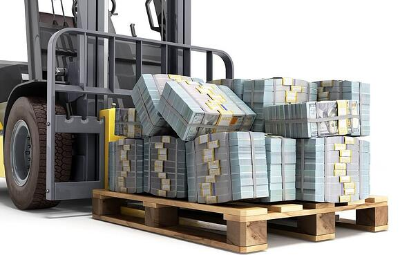 Think of Your Inventory as Piles of Cash, Not Boxes on Pallets