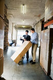 Warehouse Management more than moving boxes