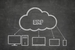 ERP going to different devices.