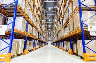 Warehouse stocking
