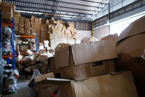 How to Keep Your Warehouse Organized as You Scale