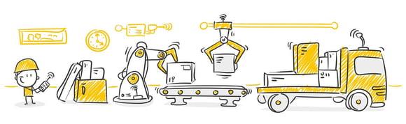 Six Ways Automation Improves Warehouse Management