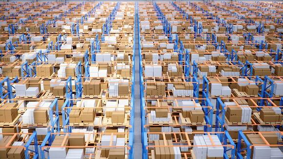 Gain Control of Your Inventory Through Warehouse Automation